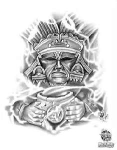1000 images about tatuajes de aztecas on pinterest for World wide tattoo supply