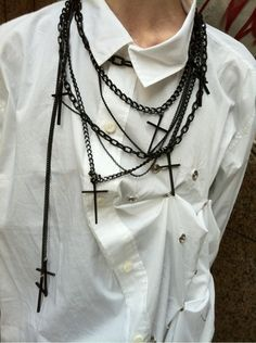 MONOMANIA - Love the necklace