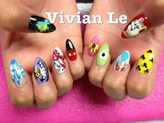 nail art designs for short nails at home. You May Visit us at http://cutenaildesigns201.blogspot.com