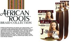 Bobbi Boss - African Roots Braid Collection - J- Body