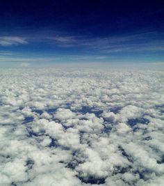 A field of clouds as far as the eye can see. #instasgsunday10pm #instaSGsundayEphemeral
