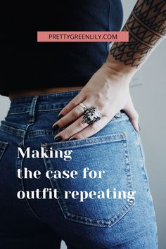 Unpopular opinion: outfit repeating is amazing. And want to know something else? It's the most sustainable thing you can do with your style. Wearing what we own is the most eco-friendly option we have to lower our wardrobe's impact on the environment, not to say that it's almost free! Let's go over why outfit repeating is the key to sustainable fashion and why it is still a taboo #sustainablefashion #slowfashion | via @prettygreenlily Fast Fashion, Slow Fashion, Sustainable Clothing, Sustainable Fashion, Ethical Fashion, Fashion Brands, Green Living Tips, Royal Clothing, Unpopular Opinion