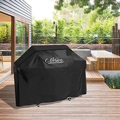 Heavy Duty Gas Grill Cover 58 Inch High Quality Fabric Durable BBQ Cover for sale online