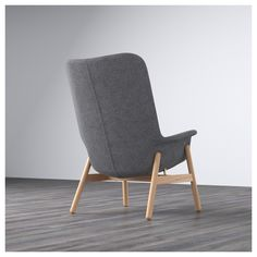 IKEA - VEDBO Armchair Gunnared dark gray