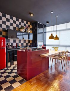 Apartment in Belo Horizonte by Gislene Lopes | HomeDSGN, a daily source for inspiration and fresh ideas on interior design and home decorati...