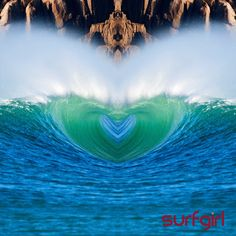 Feel the love from SurfGirl, big hug on Valentines Day!