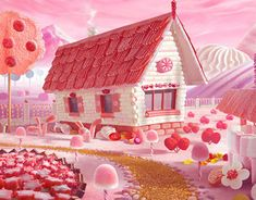 Bekijk dit @Behance-project: \u201cCandy Cottage (russian edition)\u201d https://www.behance.net/gallery/16681913/Candy-Cottage-(russian-edition)