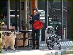 Ashley Tisdale: Coffee Run Cutie | ashley tisdale coffee run monday 01 - Photo