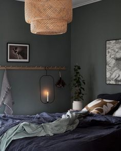 The Best 2019 Interior Design Trends - Interior Design Ideas Guest Room Decor, Decor Room, Bedroom Decor, Home Decor, Home Bedroom, Master Bedroom, Bedroom Design Inspiration, Moroccan Bedroom, Beautiful Interior Design