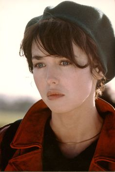 Isabelle Adjani, French film actress
