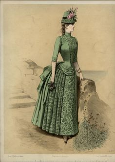 Mid 1880s engraving