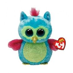 Ty Beanie Boos Opal - Owl (Justice Exclusive)