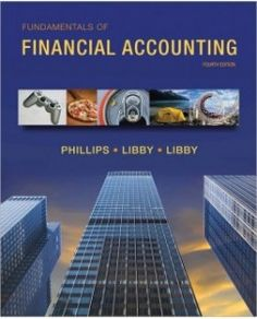 Test bank for intermediate accounting 16th edition kieso weygandt name fundamentals of financial accounting author fred phillips edition 4th isbn 10 fandeluxe Gallery