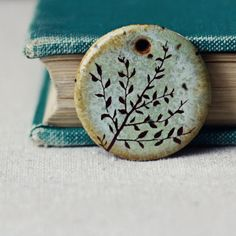 Pendant by kylieparry on Etsy