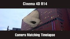 Want to use camera mapping in cinema 4D ? Be tuned! By Orestis Konstantinidis