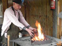 Sirniö Smith Event 2012 Blacksmithing, Traditional, Outdoor Decor, Blacksmith Shop, Blacksmith Forge, Wrought Iron