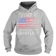 Trump 45 Find Your Safe Space Snowflake Shirt #gift #ideas #Popular #Everything #Videos #Shop #Animals #pets #Architecture #Art #Cars #motorcycles #Celebrities #DIY #crafts #Design #Education #Entertainment #Food #drink #Gardening #Geek #Hair #beauty #Health #fitness #History #Holidays #events #Home decor #Humor #Illustrations #posters #Kids #parenting #Men #Outdoors #Photography #Products #Quotes #Science #nature #Sports #Tattoos #Technology #Travel #Weddings #Women
