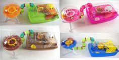 JIVE HAMSTER MOUSE GERBIL CAGE TANK & WHEEL BOTTLE TOYS HOUSE & TUBES NEW #M048 | eBay