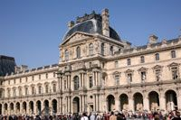 Love this museum, wish I had more time.  Richelieu Wing, Louvre Museum 4/2014
