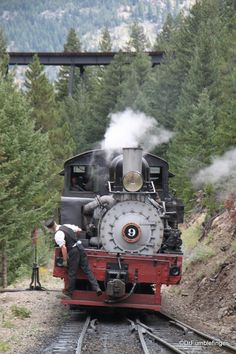 Georgetown Best of Georgetown, CO Tourism - TripAdvisor Georgetown Loop, Colorado Mountains, Rocky Mountains, Loveland Ski Area, Train Vacations, Scenic Train Rides, Train Pictures, Rio Grande, Train