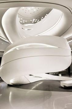 Architecture/Interior - Zaha Hadid