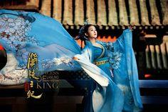 A Legend of Princess LanLing 《兰陵王妃》 - Andy Chen Yi, Zhang Hanyun, Peng Guanying