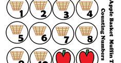 Apple Basket Muffin Tin Number Circles .pdf