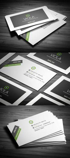 best corporate business card design