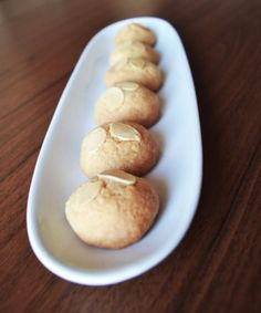 Almond Chinese Cookies