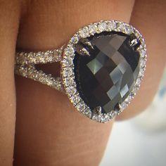Black Diamond Engagement Ring @cobymadisonjewelry 15710 Whittwood Lane #whittier  #CA  #shoplocal #shopsmall #shopwhittier #theonetruering #blackdiamond #blackdiamondrings #highfashion #haciendaheights #uptownwhittier #unique #orangecounty #oc #sayyes #sayido #ringoftheday #promisering #weddingring #whittierjewelry #lamirada #lahabra #losangeles #finejewelry #fashionweek #brea #LA #pasadena #fullerton #silverlake