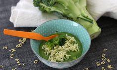Fisch liefert wichtige Omega-3-Fettsäuren. Kombiniert mit Brokkoli enthält der Babybrei auch noch eine große Menge Vitamin C. Lecker und gesund!