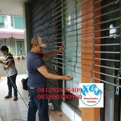 service rolling door dan folding gate