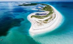 With four miles of white-sand beaches, Honeymoon Island State Park, Florida., more than lives up to its romantic monicker. (From: Photos: 10 State Parks in Peril)