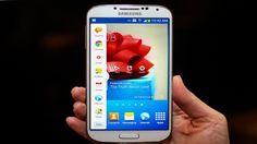Samsung Galaxy S5 podría desbloquearse con el reflejo del ojo