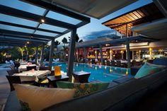 One of Seminyak's favourite venues! Baba's Restaurant, Seminyak, Bali