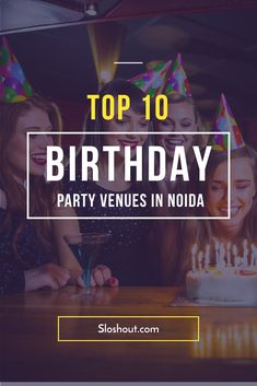 Looking for best birthday party places in Noida? Sloshout lists more than 100 party venues which are best for birthday celebration Noida. #birthday #party #birthdayvenues #birthdaydecoration #partyvenues #partyideas Birthday Party Venues, 10th Birthday Parties, Birthday Decorations, Birthday Celebration, Best Birthday Party Places, Books Online, Special Day, Anniversary Decorations, Birthday Party Locations