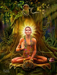 guru ganeshpuri nithynanda by thandav on DeviantArt Shiva Art, Krishna Art, Hindu Art, Indian Saints, Saints Of India, Om Namah Shivaya, Chakras, Kundalini Yoga Poses, Shiva Parvati Images