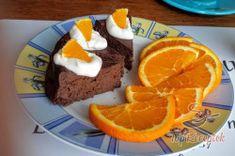 Recept elkészítése Csokoládés torta liszt és cukor nélkül, lépés 6 Stevia, Pudding, Sweet, Food, Diabetes, Drink, Author, Food Food, Flourless Chocolate Cakes