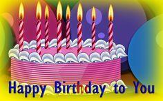 Happy Birthday greetings for Whatsapp | Happy Birthday Wishes