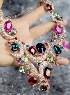 Wow...talk about a statement piece-I feel like this would look great with a really simple outfit