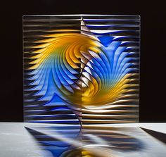 Hungarian Glass Artist Peter Borkovics has been selected as the winner of The…