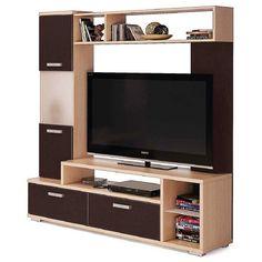 горки минимализм 3 Storage Shelves, Shelving, Tv Rack, Tv Unit Design, Tv Sets, Tv Cabinets, The Unit, Living Room, Interior Design