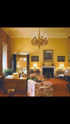 Celebrating The History Of Interior Design At White House