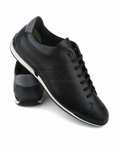 Zapatos HUGO BOSS ® ✶ Sturn Lowp Lux - Negro  6e492b93d00