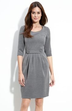 Fantastic '70's inspired dress from Nordstrom!!! Gorgeous and conservative! Great for work!