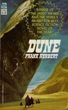Dune--the whole series, including the ones by his son Brian and Kevin J. Anderson