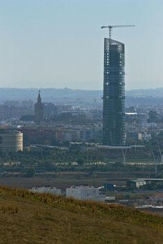 SEVILLA | Torre Cajasol | 180 m | 40 pl | En construcción - Página 282 - SkyscraperCity