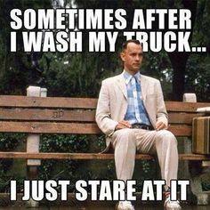 So true... Trucks are addicting
