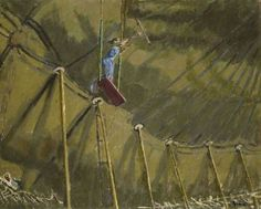 The Trapeze - Walter Richard Sickert - 1920