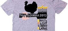 """Chanukah and Thanksgiving 